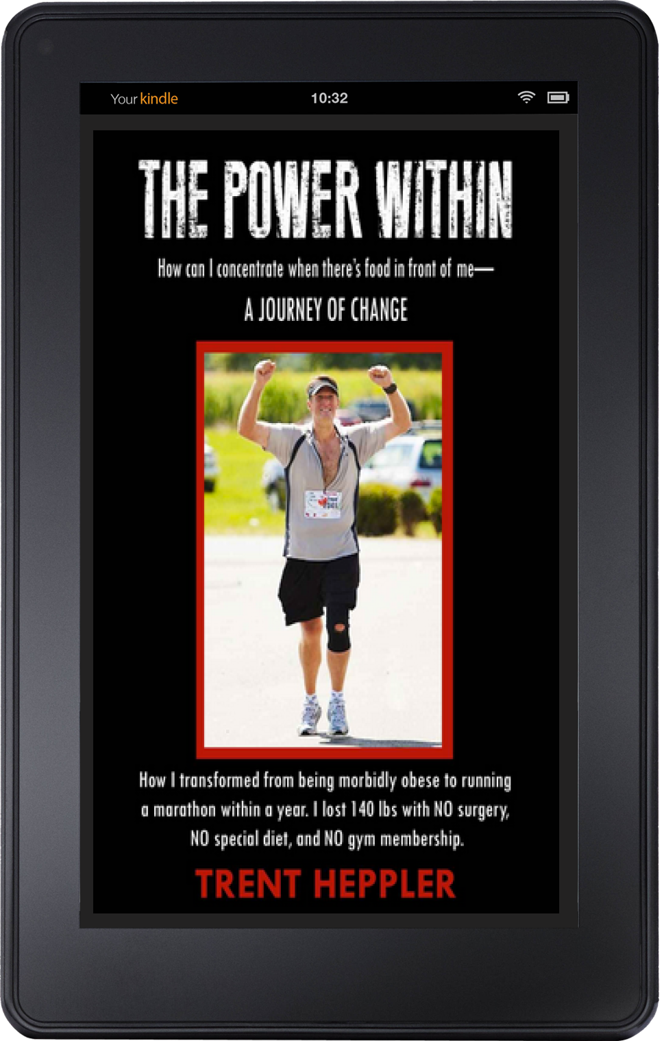 Ebook - The Power Within a Journey of Change